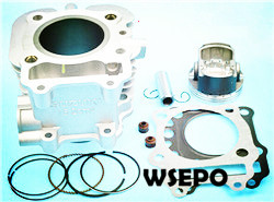 Wholesale AN150 QS150T Motorcycle Cylinder Kit